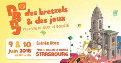 des bretzels et des jeux festival
