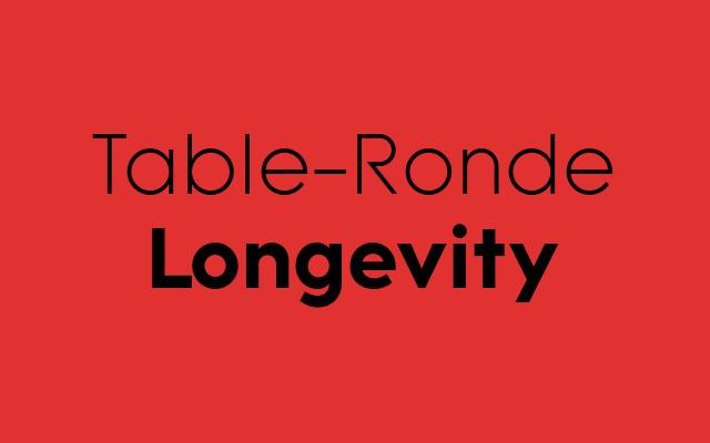conférence longevity