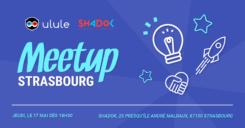 Meet up Ulule Strasbourg