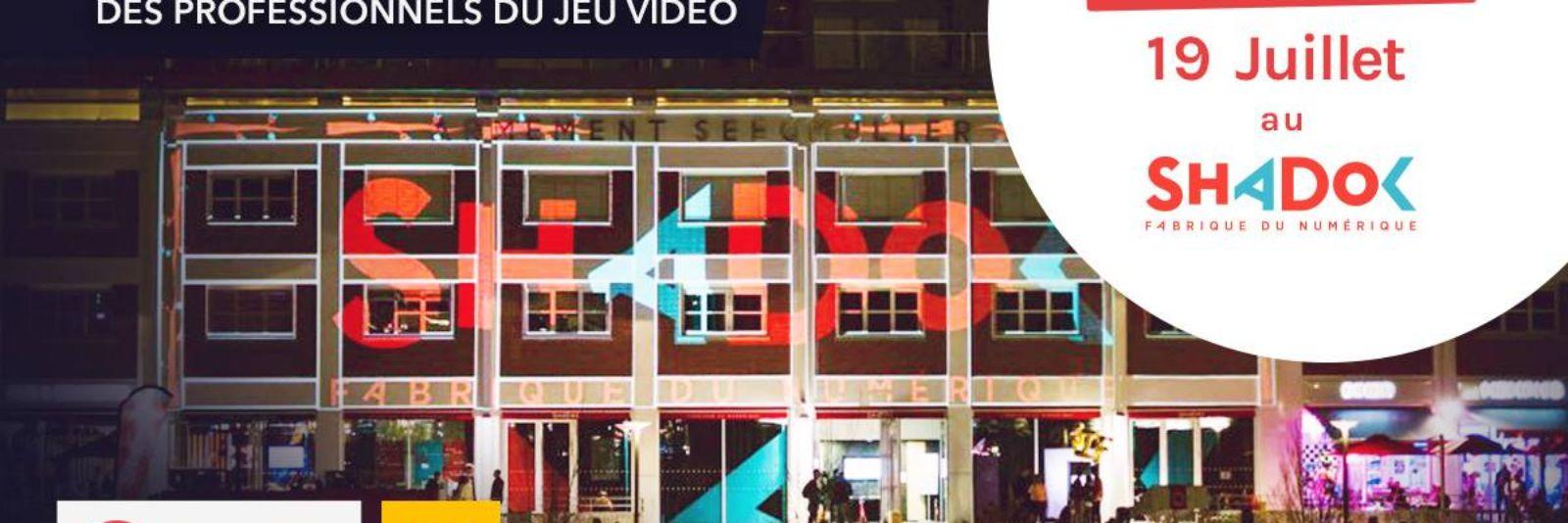 Networking Jeux vidéo - SNVJ Tour