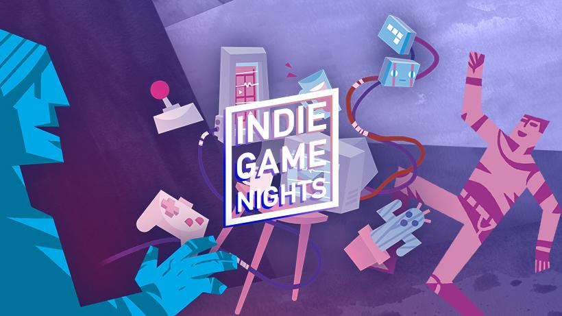Indie Game Nights #4